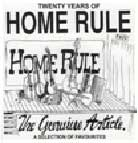 album by Bob Campbell, Home Rule Band and Mudgee's Folk Music artist.  Home rule
